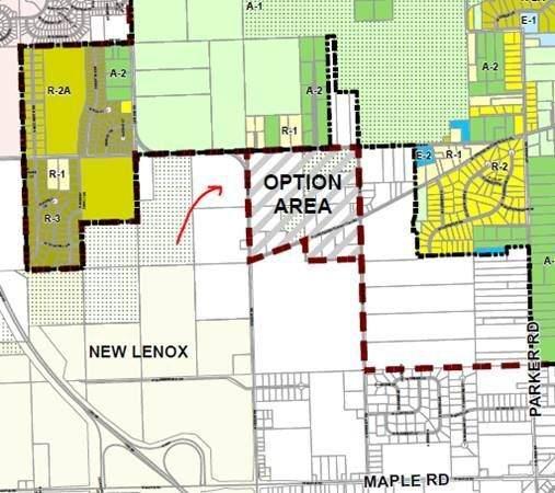 17958 Lot A S Cedar Road, Homer Glen, IL 60491 (MLS #10814732) :: The Wexler Group at Keller Williams Preferred Realty