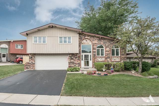16420 Manchester Street, Tinley Park, IL 60477 (MLS #10814742) :: The Wexler Group at Keller Williams Preferred Realty