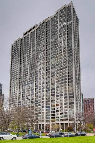 2800 N Lake Shore Drive #507, Chicago, IL 60657 (MLS #10814774) :: John Lyons Real Estate