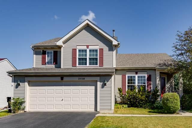 25518 W Foxtail Road, Round Lake, IL 60073 (MLS #10814801) :: John Lyons Real Estate