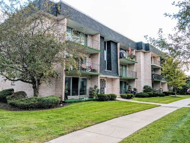 10400 Parkside Avenue A3, Oak Lawn, IL 60453 (MLS #10814803) :: The Wexler Group at Keller Williams Preferred Realty