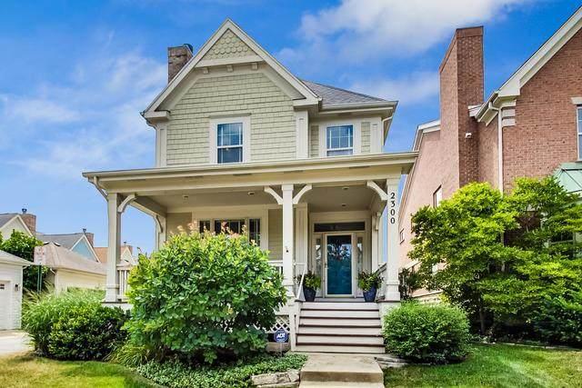 2300 Lily Lane, Glenview, IL 60026 (MLS #10814849) :: Helen Oliveri Real Estate