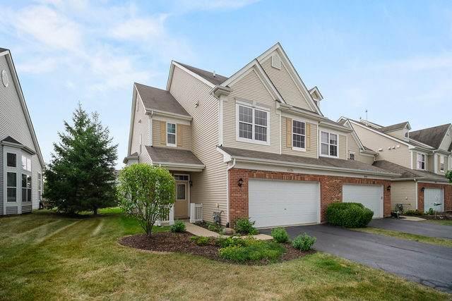 4512 Winchester Lane A, Yorkville, IL 60560 (MLS #10814870) :: Helen Oliveri Real Estate