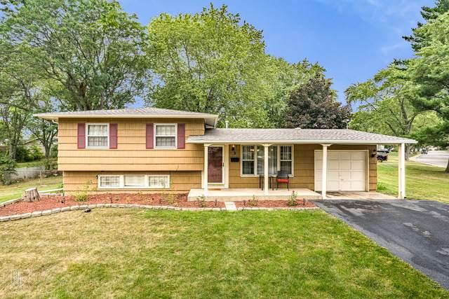 3 Hillcrest Court, Montgomery, IL 60538 (MLS #10814880) :: Helen Oliveri Real Estate