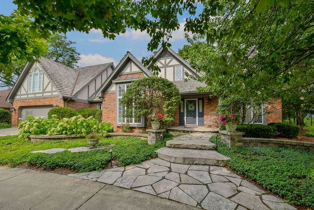 266 Arboretum Circle, Wheaton, IL 60189 (MLS #10814882) :: The Mattz Mega Group