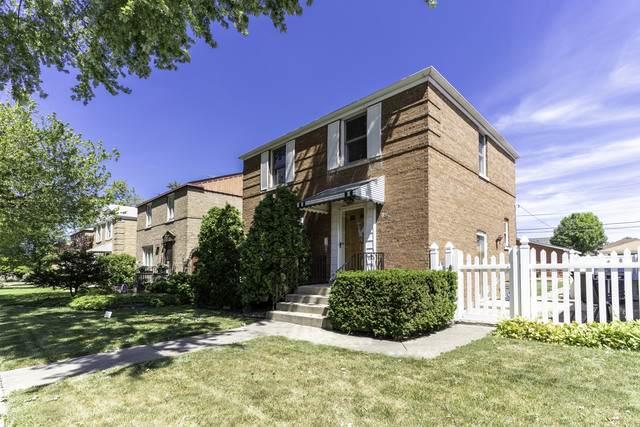 5215 S Mason Avenue, Chicago, IL 60638 (MLS #10814918) :: Helen Oliveri Real Estate