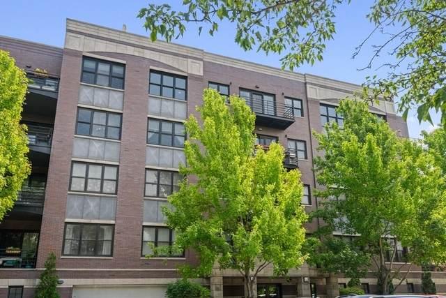 2835 N Lakewood Avenue 5B, Chicago, IL 60657 (MLS #10814935) :: Lewke Partners