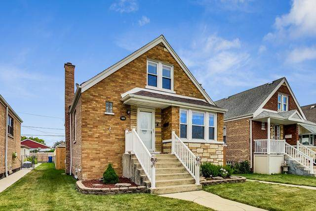5741 S Sayre Avenue, Chicago, IL 60638 (MLS #10814940) :: John Lyons Real Estate