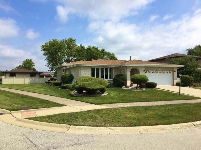 6316 157th Street, Oak Forest, IL 60452 (MLS #10814941) :: The Wexler Group at Keller Williams Preferred Realty