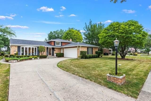 3016 Mary Kay Lane, Glenview, IL 60026 (MLS #10814960) :: Helen Oliveri Real Estate