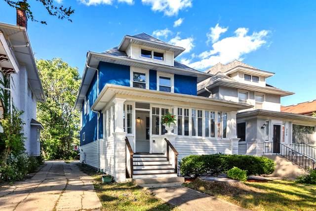 208 Washington Boulevard, Oak Park, IL 60302 (MLS #10814965) :: Angela Walker Homes Real Estate Group