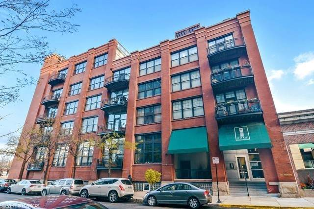 1000 W Washington Boulevard #308, Chicago, IL 60607 (MLS #10814968) :: Helen Oliveri Real Estate