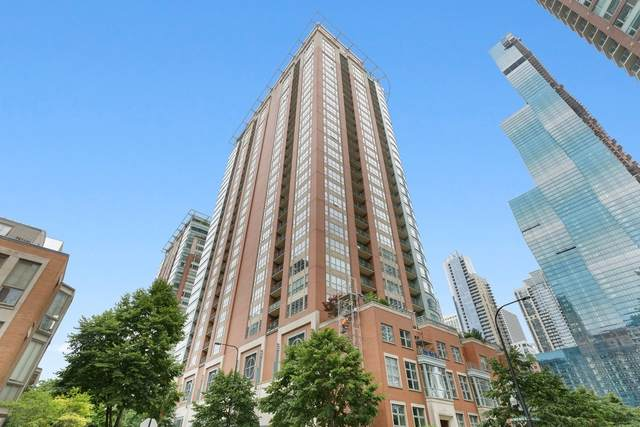 415 E North Water Street #2002, Chicago, IL 60611 (MLS #10814976) :: John Lyons Real Estate