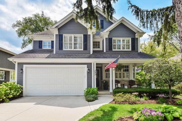 289 Elm Street, Glen Ellyn, IL 60137 (MLS #10815033) :: Angela Walker Homes Real Estate Group
