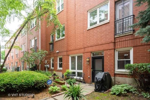2805 N Wolcott Avenue G, Chicago, IL 60657 (MLS #10815079) :: John Lyons Real Estate