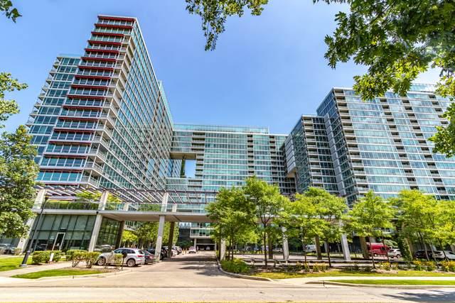 9715 N Woods Drive #1201, Skokie, IL 60077 (MLS #10815080) :: John Lyons Real Estate