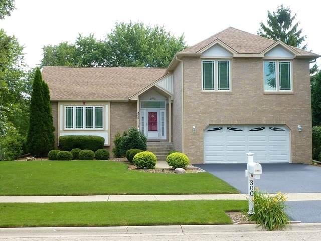 300 Hidden Creek Road, Lake Zurich, IL 60047 (MLS #10815152) :: Helen Oliveri Real Estate