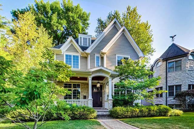 1805 Walnut Avenue, Wilmette, IL 60091 (MLS #10815153) :: Angela Walker Homes Real Estate Group