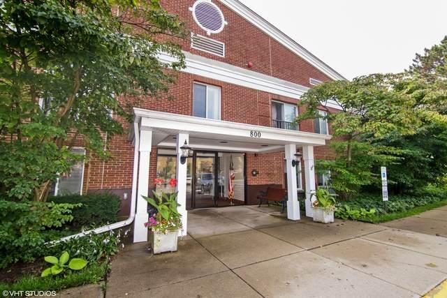 800 Ridge Road #115, Wilmette, IL 60091 (MLS #10815168) :: Angela Walker Homes Real Estate Group