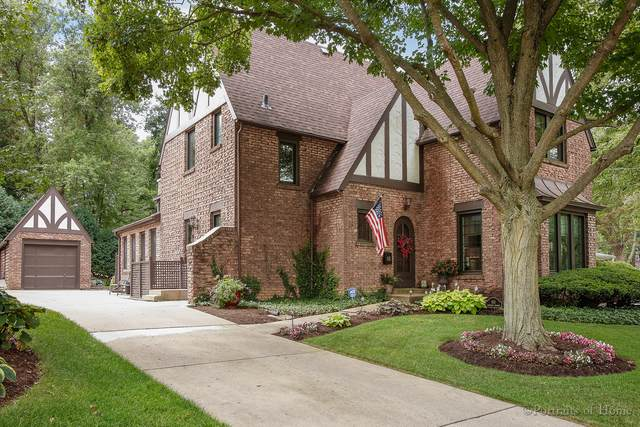 611 Lakeview Terrace, Glen Ellyn, IL 60137 (MLS #10815203) :: The Wexler Group at Keller Williams Preferred Realty