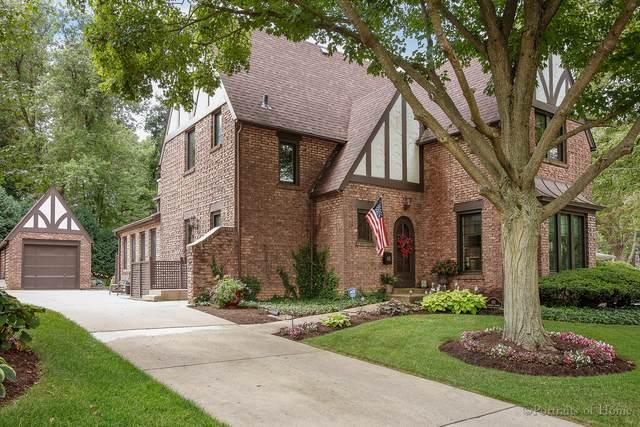 611 Lakeview Terrace, Glen Ellyn, IL 60137 (MLS #10815203) :: Angela Walker Homes Real Estate Group