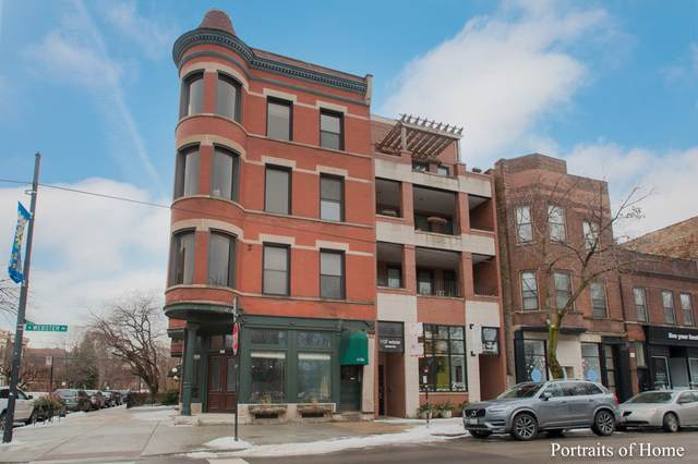 1135 W Webster Avenue #3, Chicago, IL 60614 (MLS #10815218) :: The Wexler Group at Keller Williams Preferred Realty