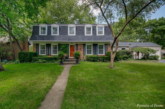 821 Timber Trail Drive, Naperville, IL 60565 (MLS #10815220) :: Angela Walker Homes Real Estate Group
