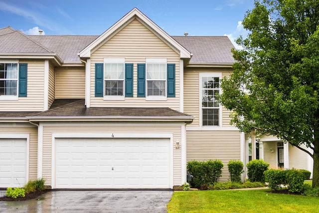 1524 Waterside Drive #4, Dekalb, IL 60115 (MLS #10815223) :: Littlefield Group