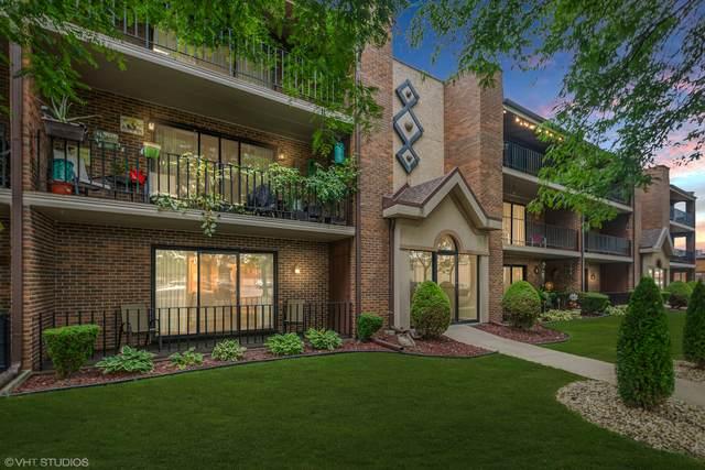 10312 S Keating Avenue B1, Oak Lawn, IL 60453 (MLS #10815248) :: The Wexler Group at Keller Williams Preferred Realty