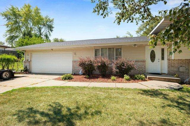 3507 Pleasant Valley Boulevard, Rockford, IL 61114 (MLS #10815253) :: Touchstone Group