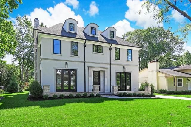 603 Jefferson Street, Hinsdale, IL 60521 (MLS #10815276) :: Lewke Partners