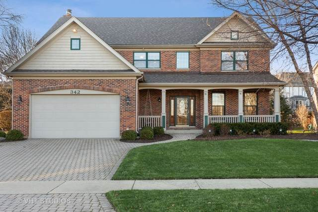 342 S Clyde Court, Palatine, IL 60067 (MLS #10815303) :: Lewke Partners