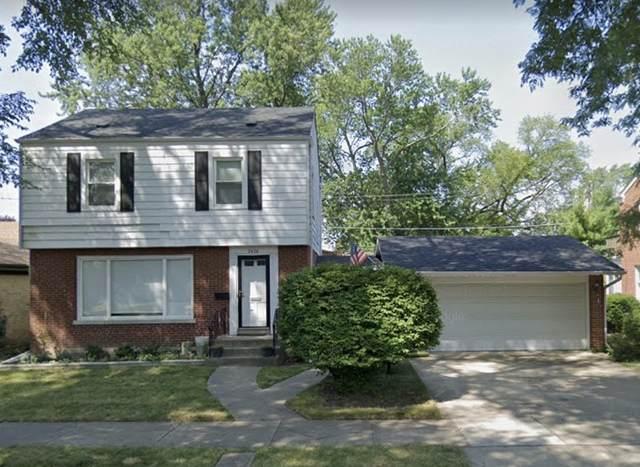 7424 Kilbourn Avenue, Skokie, IL 60076 (MLS #10815311) :: Angela Walker Homes Real Estate Group