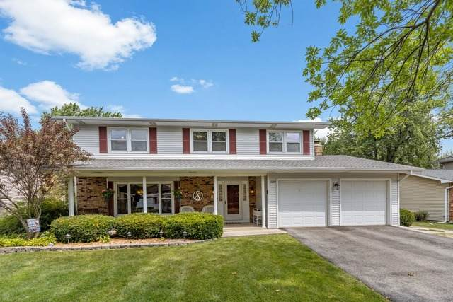 1520 Brunette Drive, Downers Grove, IL 60516 (MLS #10815367) :: The Wexler Group at Keller Williams Preferred Realty
