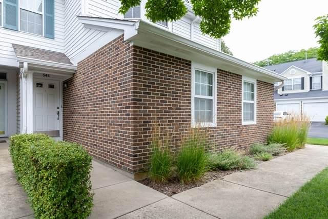 648 Portage Court #648, Vernon Hills, IL 60061 (MLS #10815385) :: Helen Oliveri Real Estate