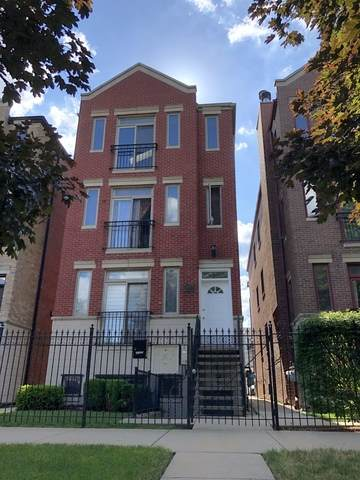 4142 S Michigan Avenue #1, Chicago, IL 60653 (MLS #10815426) :: Angela Walker Homes Real Estate Group