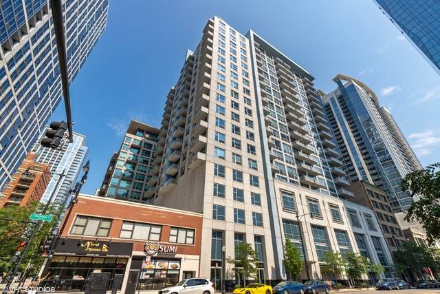 1305 S Michigan Avenue #1811, Chicago, IL 60605 (MLS #10815455) :: John Lyons Real Estate