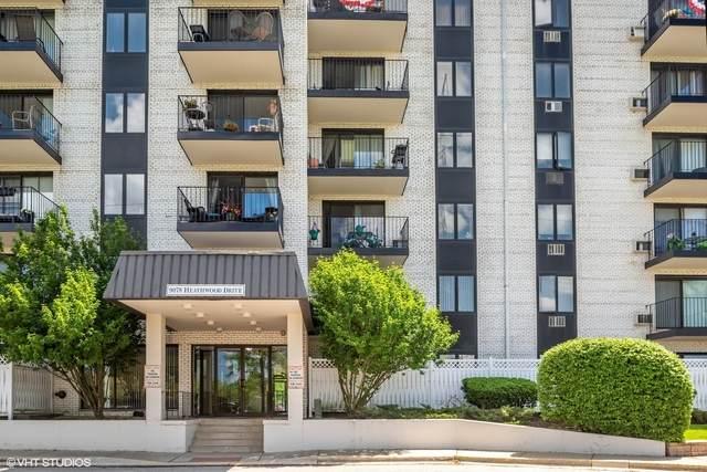 9078 W Heathwood Drive 2F, Niles, IL 60714 (MLS #10815468) :: Helen Oliveri Real Estate