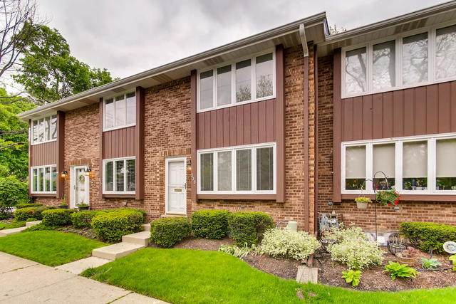 333 N Hale Street, Wheaton, IL 60187 (MLS #10815476) :: The Mattz Mega Group