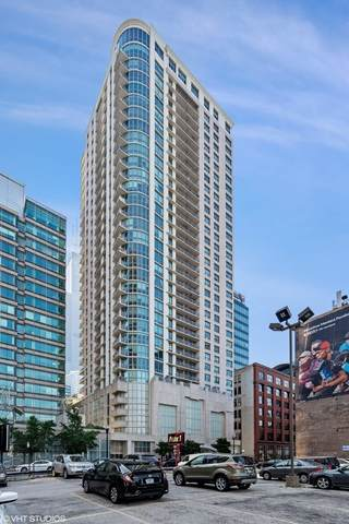 125 S Jefferson Street #2503, Chicago, IL 60661 (MLS #10815486) :: John Lyons Real Estate