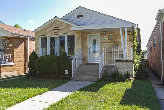 8525 S Indiana Avenue, Chicago, IL 60619 (MLS #10815490) :: John Lyons Real Estate