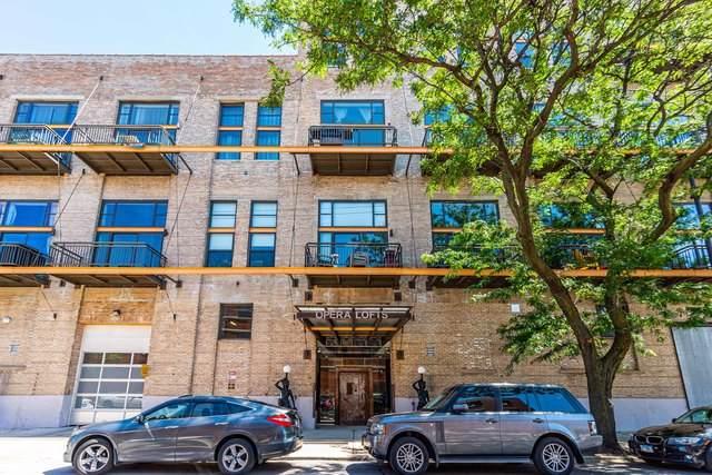 2545 S Dearborn Street #302, Chicago, IL 60616 (MLS #10815533) :: John Lyons Real Estate