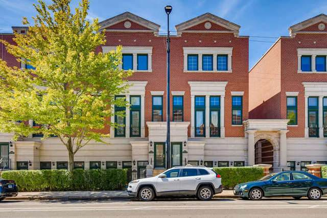 2030 N Lincoln Avenue F, Chicago, IL 60614 (MLS #10815562) :: Littlefield Group