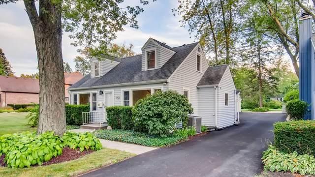 297 Oak Street, Glen Ellyn, IL 60137 (MLS #10815572) :: Angela Walker Homes Real Estate Group