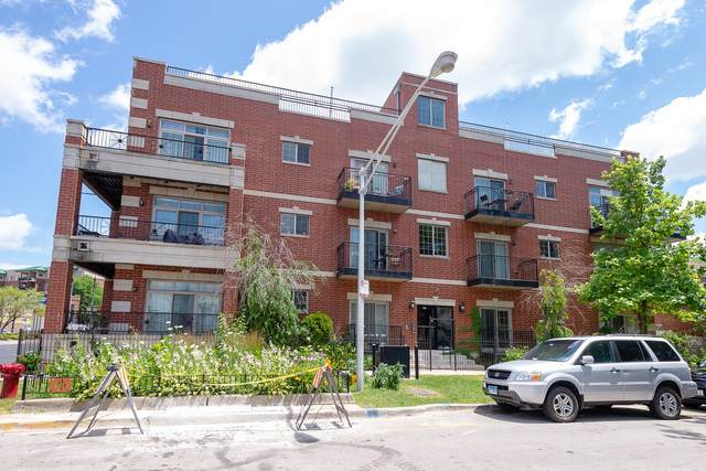 4755 N Kilbourn Avenue 3-B, Chicago, IL 60630 (MLS #10815597) :: Angela Walker Homes Real Estate Group
