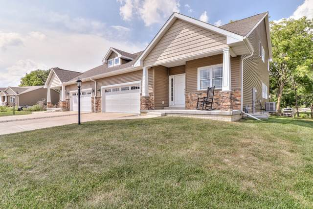 1820 Lake Ridge Court, Mahomet, IL 61853 (MLS #10815646) :: Littlefield Group
