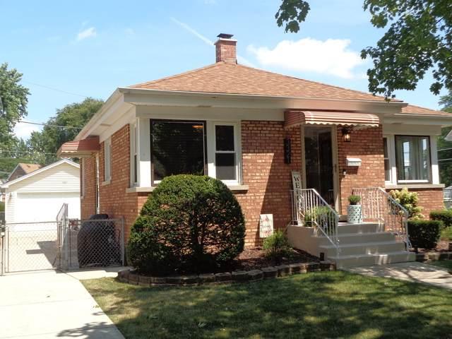 3321 Grand Boulevard, Brookfield, IL 60513 (MLS #10815669) :: John Lyons Real Estate