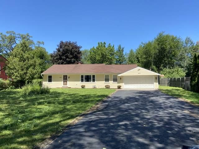 460 W Daniels Road, Palatine, IL 60067 (MLS #10815714) :: John Lyons Real Estate