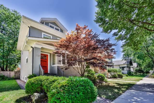 718 S Oak Park Avenue, Oak Park, IL 60304 (MLS #10815715) :: Angela Walker Homes Real Estate Group