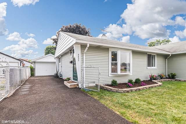 8833 S Kolin Avenue, Hometown, IL 60456 (MLS #10815734) :: John Lyons Real Estate